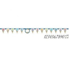 Banner Rainbow party 1 ks 3,2 m