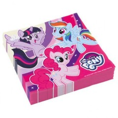 Ubrousky My Little Pony  16 ks