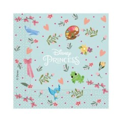 Ubrousky Disney Princess Dream 33 x 33 cm, 20 ks
