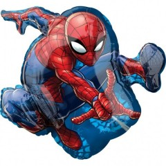 Fóliový balón Spiderman supershape