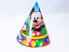 Klobouček Mickey Mouse 6 ks