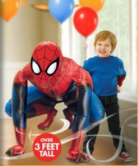 Spiderman air-walker 1m  1 ks